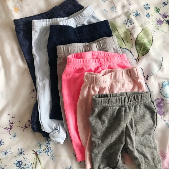 Carter's Other - 🎀 *NWOT!* Carter's Newborn Pant Bundle! 🎀